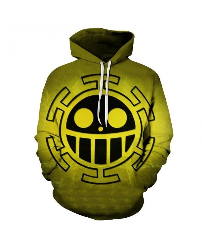 3D Printed Artifact One Piece Men Hoodies Mens Pullover Sweatshirt Fashion Men Hoodies Pullover Anime Casual Men