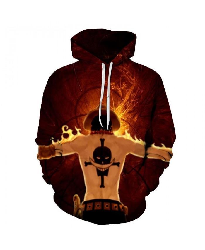 3D Printed Back Print Bird One Piece Men Hoodies Mens Pullover Sweatshirt Fashion Men Hoodies Pullover Casual Men