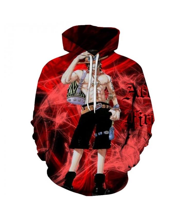 3D Printed Backpack One Piece Men Hoodies Mens Pullover Sweatshirt Fashion Men Hoodies Pullover Casual Hoodies Men