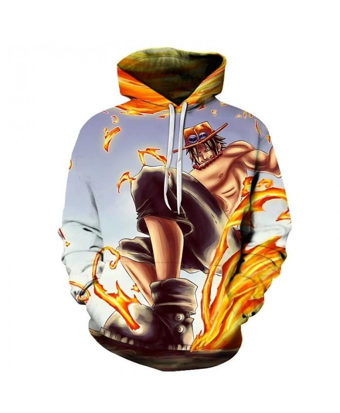 3D Printed Launch Firepower One Piece Men Hoodies Mens Pullover Sweatshirt Fashion Men Hoodies Pullover Casual Men