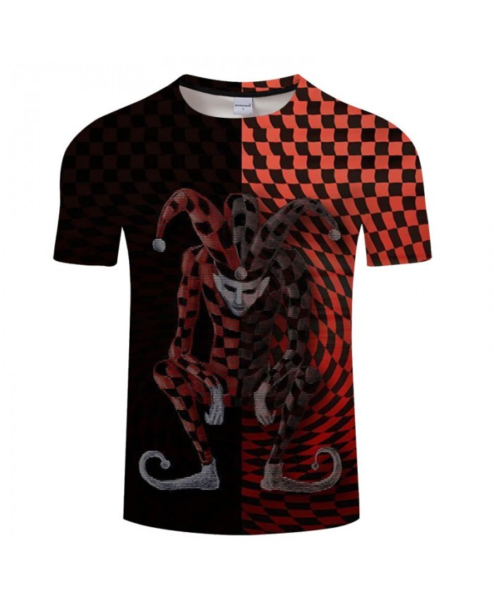 3D Printed Monkey King Men tshirt Crossfit Shirt Casual Summer Short Sleeve Male tshirt Men Round Neck Tops&Tee