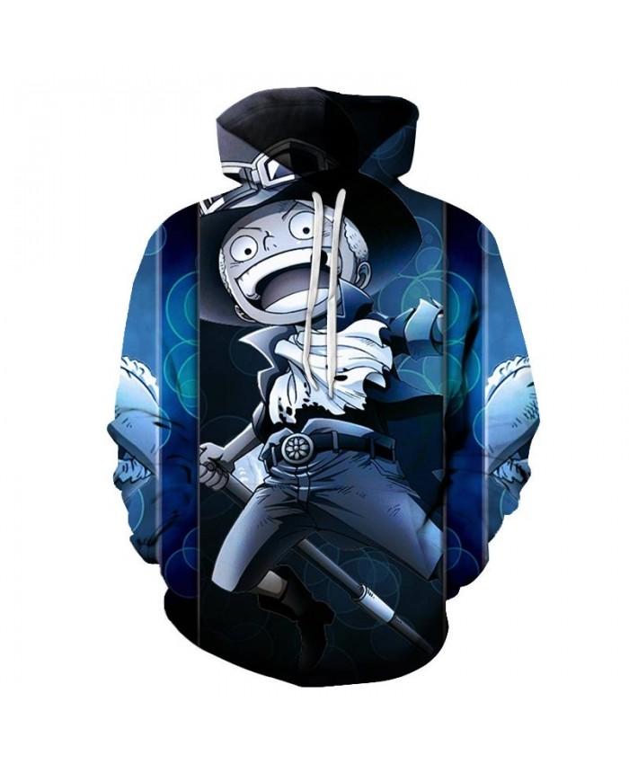 3D Printed Protagonist One Piece Hoodies Mens Pullover Sweatshirt Fashion Men Hoodies Pullover Casual Hoodie Men