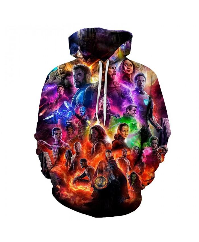 3D Printed The Avengers Flame Men Pullover Sweatshirt Clothing for Men Custom Pullover Hoodie Casual Hoodies Men