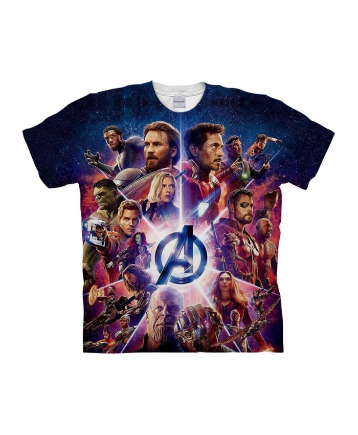 3D Printed The Avengers Shine Men tshirt Crossfit Shirt Casual Summer Short Sleeve Men T Shirts Fashion O-neck Top