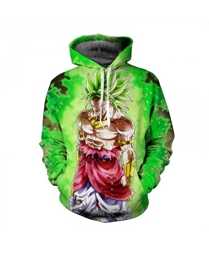 3D Sweatshirts Anime Dragon Ball Hoodies Super Saiya Kids Goku Printing Pullovers Men Teen Cartoon Outerwear Casual Tracksuit