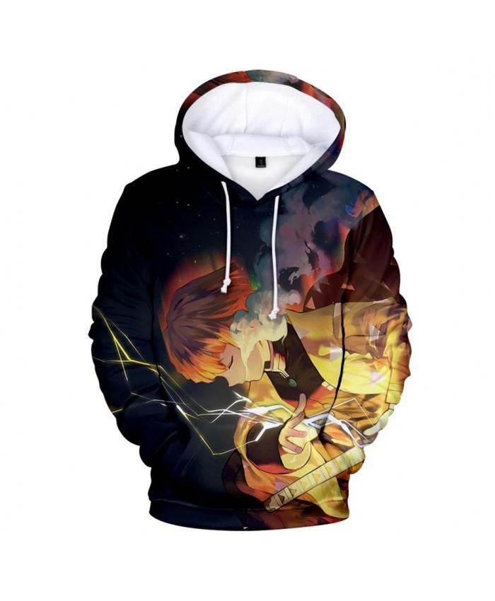 New listing 3D Kimetsu no Yaiba Hoodies Men Women Sweatshirts Hot Autumn Kids Hoodie 3D Demon Slayer boys girls Hooded pullovers