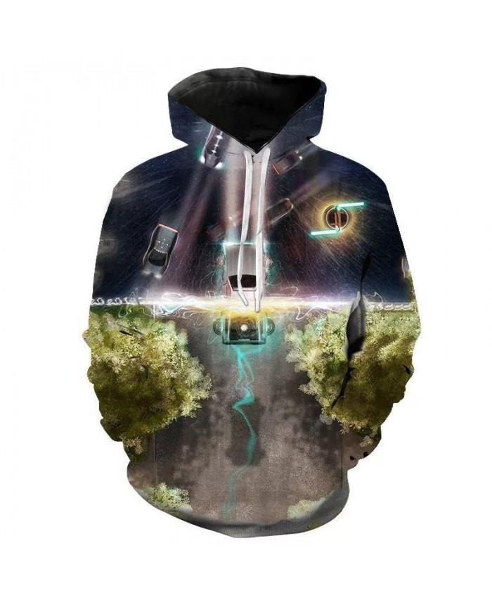 Back To The Future Zipper Hoodie Sweatshirt Male Spring Autumn Jacket Men Hot Sale Hoodies Fashion Brand Mens Streetwear Coat