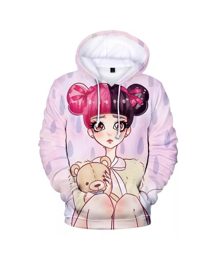 3 to 14 Years Kids Hoodies Cry Baby Melanie Martinez Hoodie Sweatshirt Girls Boys Harajuku Oversize Jacket Coat Children Clothes