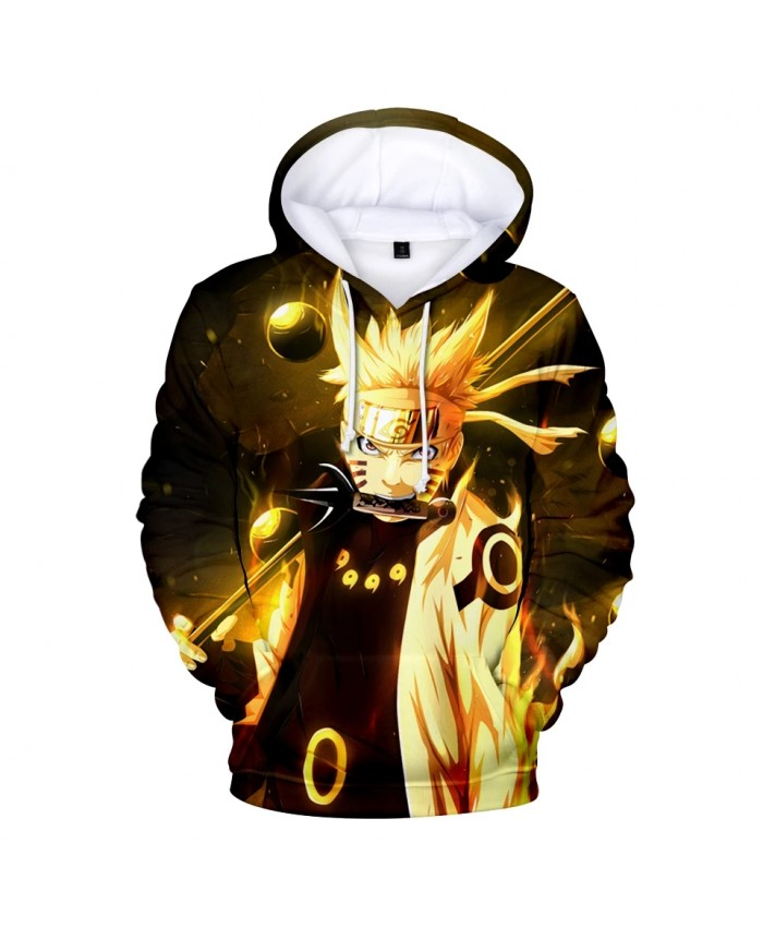 2021 Winter 3D Naruto Hoodies Men women Fashion Hot High Quality Streetwear 3D Print Naruto Men's Hoodies and Sweatshirt