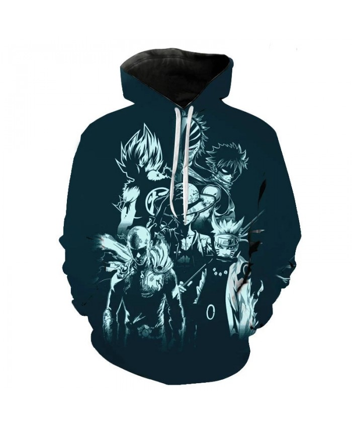 Autumn And Winter Anime Naruto Men And Women Hoodie Children 3d Printing Cartoon Anime Fashion Sweatshirt Long-Sleeved Coat