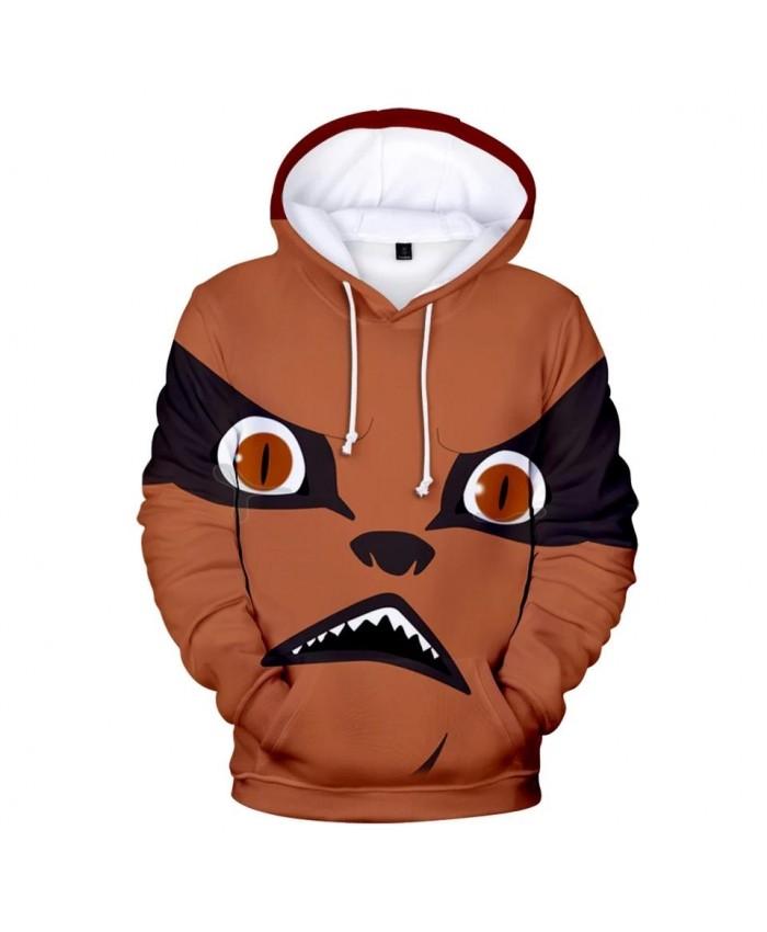 New 3D Fashion Cartoon Naruto Men and Women Hoodie Casual Pop Children Spring and Autumn Popular Pullover Kids Yellow Sweatshirt