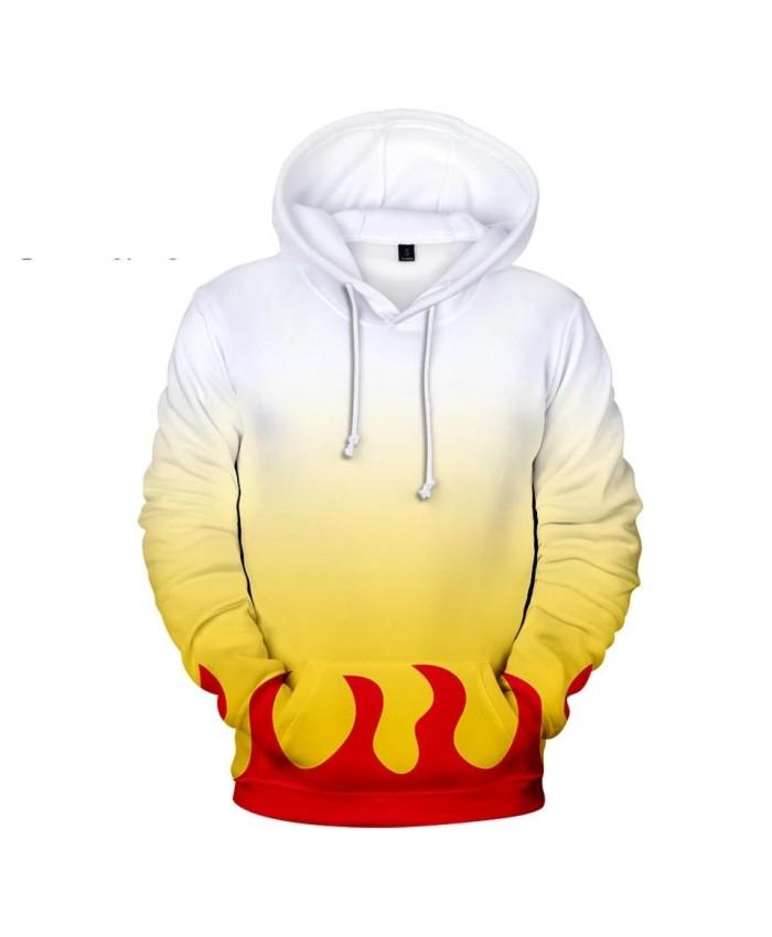 Comic Ghost Blade Hoodies Men Women Winter pullovers 3D children Hooded Oversized Sweatshirts boys girls Demon Slayer 3D Hoodies