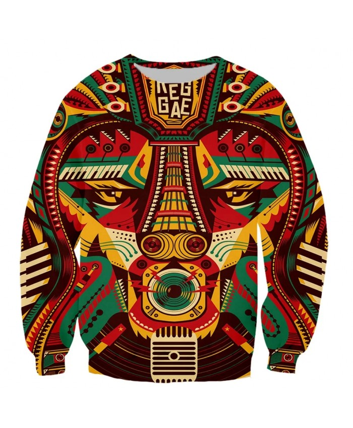 Bob Marley Fashion Long Sleeves 3D Print Hoodies Sweatshirts Jacket Men women tops
