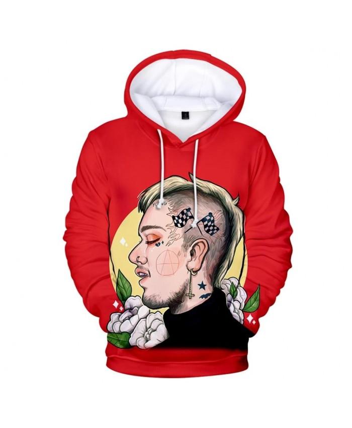 Hot Lil peep 3D Hoodies red Sweatshirts Men Women Fashion Kids Hoodies Hip Hop lil peep Hooded New 3D boys girls casual pullover