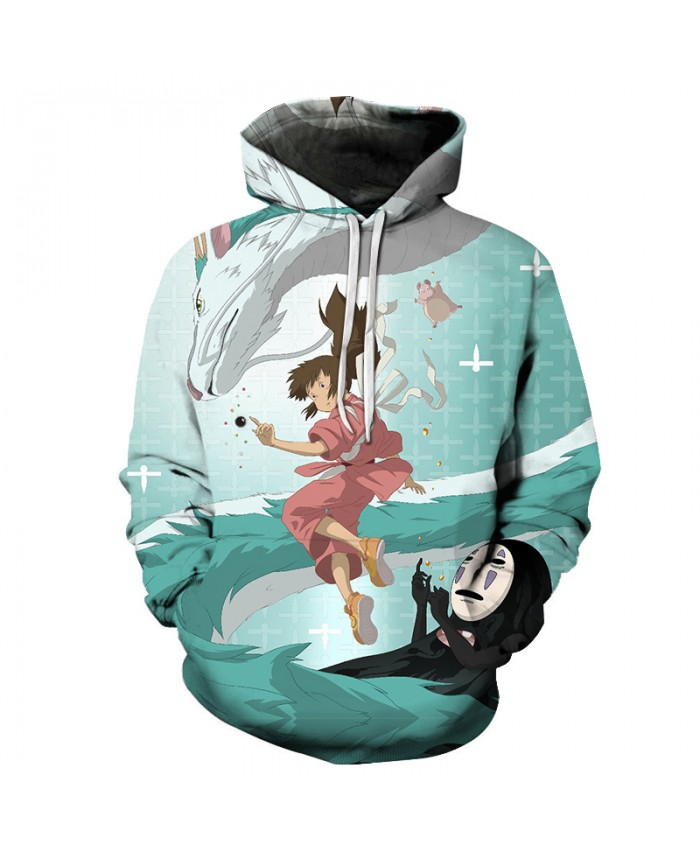 Anime 3D Hoodies Sweatshirts Men Women Hoodies Brand Tracksuits Fashion Pullover Unisex Hoodies