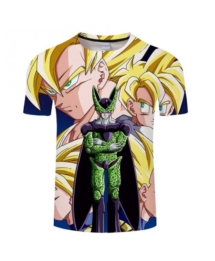 Anime 3D Print T-shirt Men Summer Brand Tshirts Women Cartoon t shirt Funny T shirts Casual Tops&Tees Drop Ship