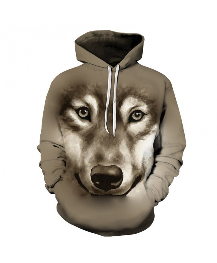 Anime Dog Sweatshirts Men Hoodies Cartoon Tracksuit 3D Prints Pullover Streetwear Coat Funny Hoody Brand Drop Ship