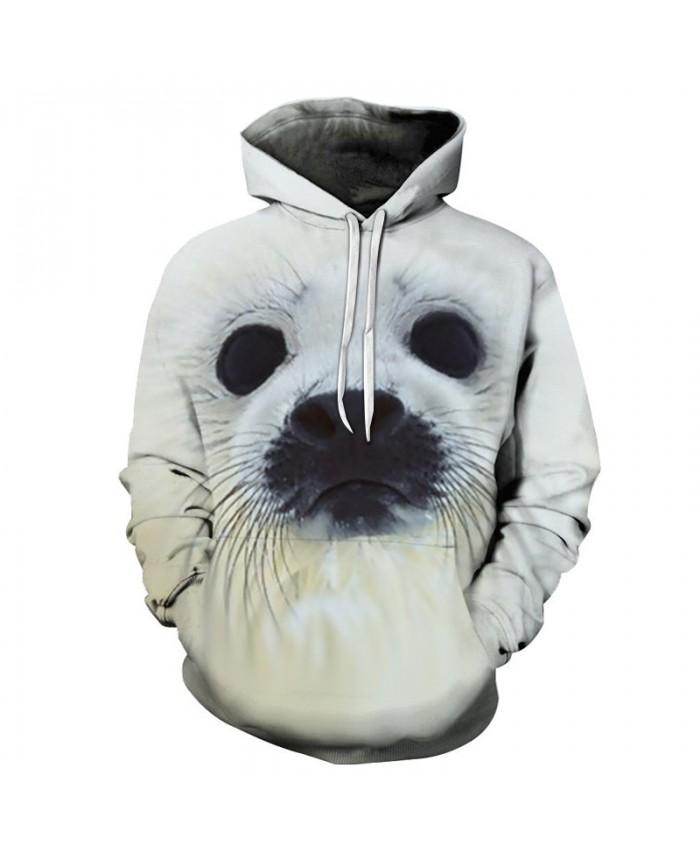Anime Dog Sweatshirts Men Hoodies Hooded Hoody Streetwear Tracksuit Print Pullover 3D Prints Fashion Coat Drop Ship