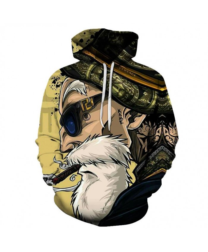 Anime Hoodies Dragon Ball Z Pocket Hooded Sweatshirts Kid Goku 3D Hoodies Pullovers Men Women Long Sleeve Outerwear Hoodie