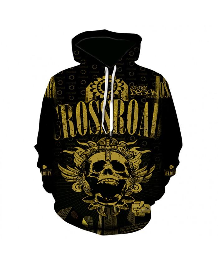 Anime Hoodies Skull 3D Hoodie Printed Hoody Men Sweatshirt Pullover Tracksuit Brand Coat Streatwear Jacket Drop Ship Cool Coats
