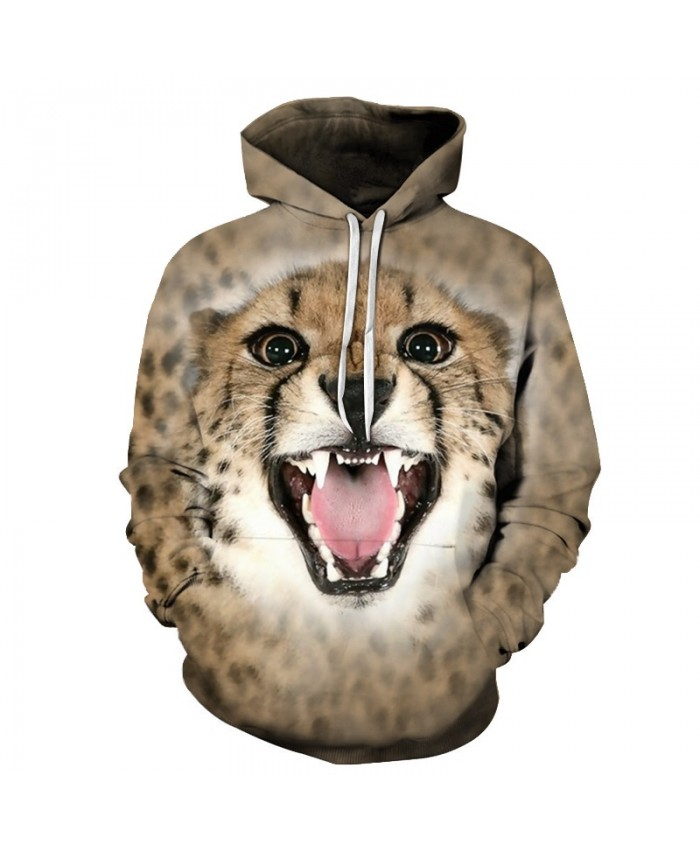 Anime Panther Sweatshirts Men Hoodies Animal Tracksuit 3D Pullover Autumn Hoody Hooded Coat Streetwear 6xl Drop Ship