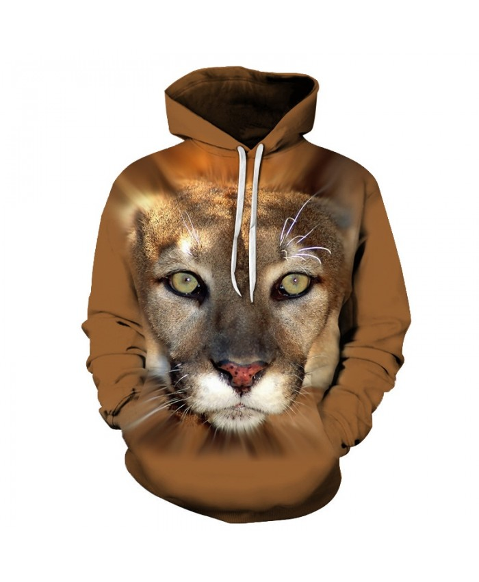 Anime Panther Sweatshirts Men Hoodies Autumn Tracksuits 3D Pullover Animal Hoody Hooded Coat Brand Coat Drop Ship