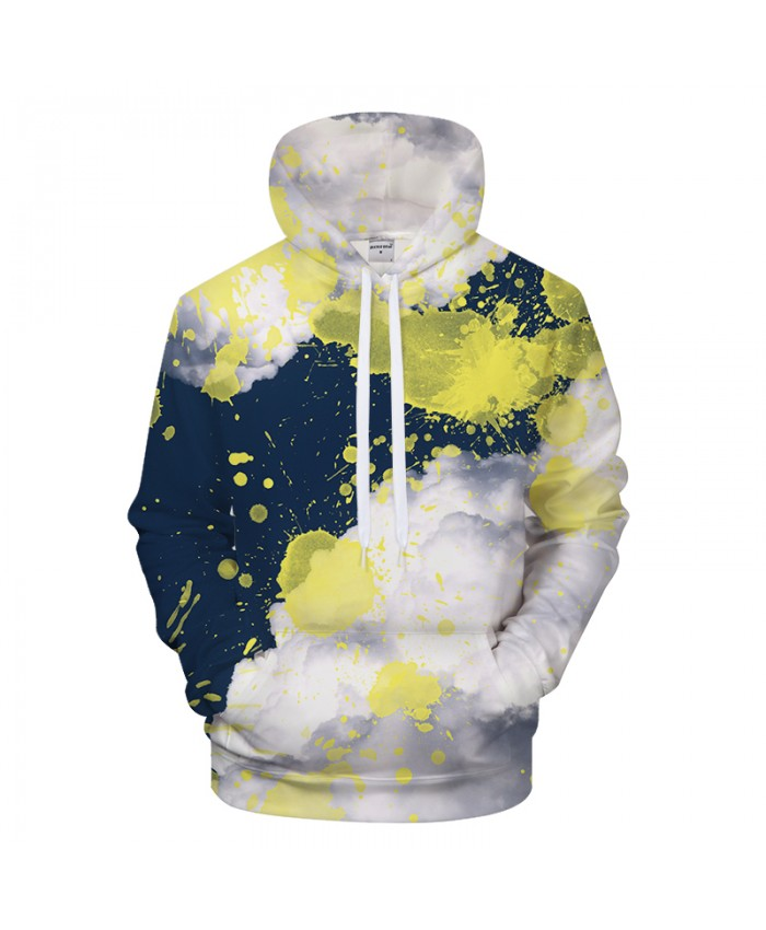 Art 3D Hoodies Men Women Hoody Harajuku Sweatshirt Print Tracksuit Streatwear Pullover High Quality 6XL Ink Drop ship