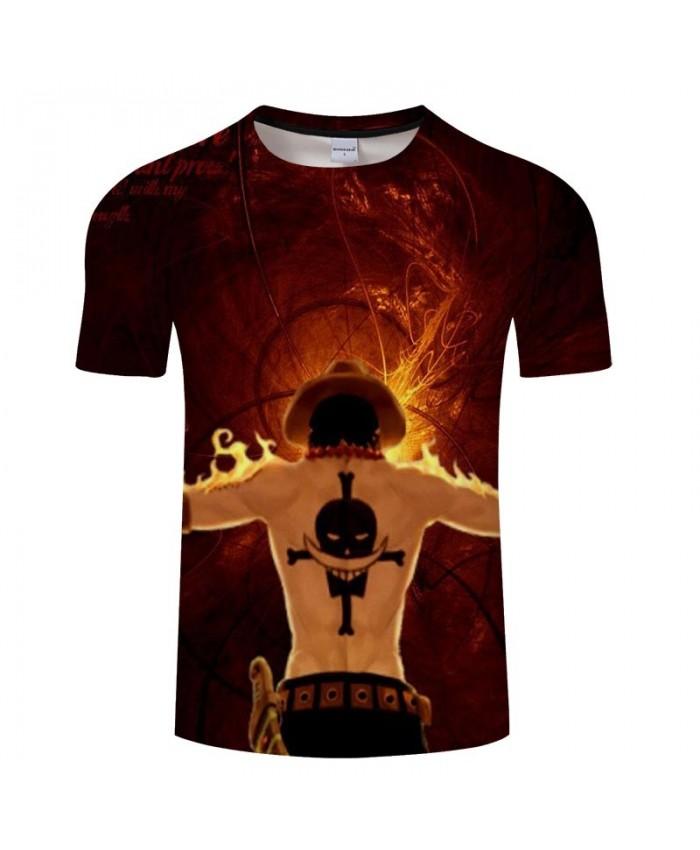 Back Print Bird One Piece 3D Print Men tshirt Crossfit Shirt Casual Summer Short Sleeve Male tshirt Men Tops&Tee