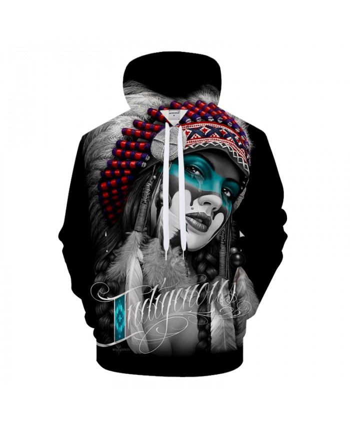 Beauty 3D Hoodies Men Hoody Casual Tracksuit Printed Sweatshirt Long Sleeve Coat Vintage Pullover Harajuku Drop Ship