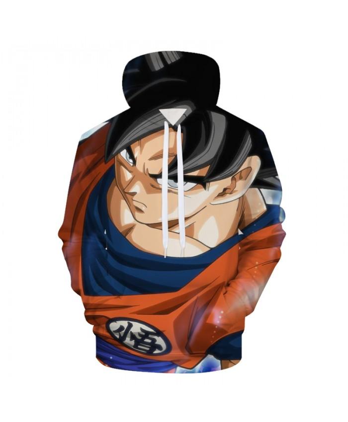 Brand Dragon Ball Z 3D Hoodie Sweatshirts Men Women Goku Hoodie DBZ Anime Fashion Casual Tracksuits Boy Hooded Autumn Coats