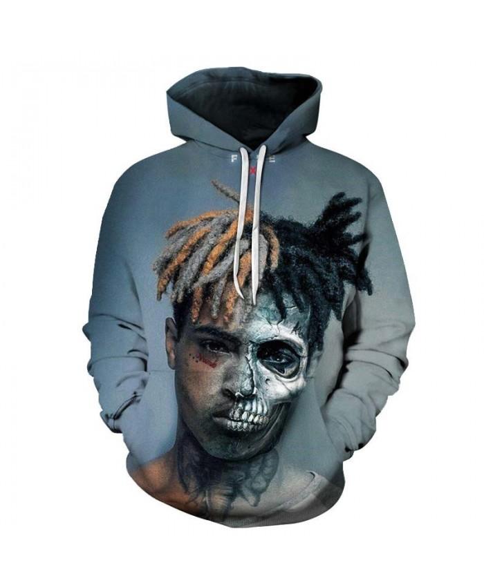 Broken Five Senses Mens Pullover hoodies Streetwear Sweatshirt Fashion Sportsuit Hoodie Long Sleeve Tops Sell Men