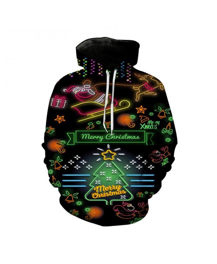 Christmas Cool Hooded Sweatshirt EUR Size Mens Hoodies Autumn Winter Casual Unisex Sweatshirts 3d Pullover Tracksuit