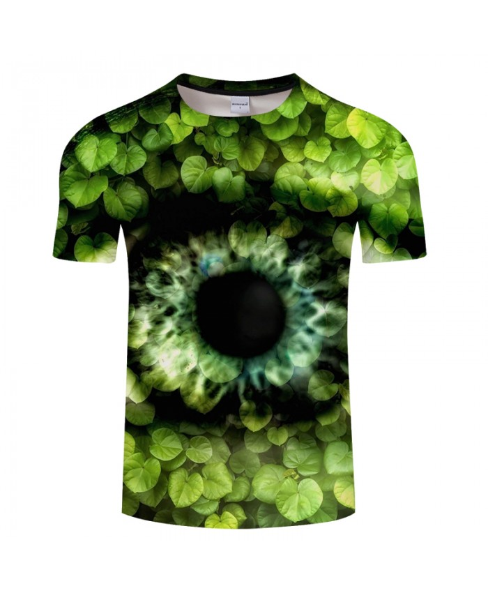 Cissus kerrii 3D t shirt Men tshirt Summer T-Shirt Casual Tees Short Sleeve Tops Male Camiseta Print Fresh Drop Ship