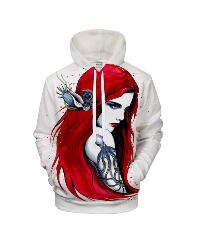 City Ariel by Pixie cold Art 3D Sweatshirts Hooded Pullover Men Tracksuits Brand Hoodies Unisex Tracksuits Novelty Jakcet