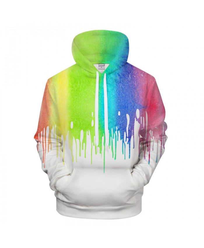 Colorful Ink 3D Hoodies Men Women Hoody Art Sweatshirts Autumn Tracksuit Harajuku Coat Streatwear Hoodie Drop ship
