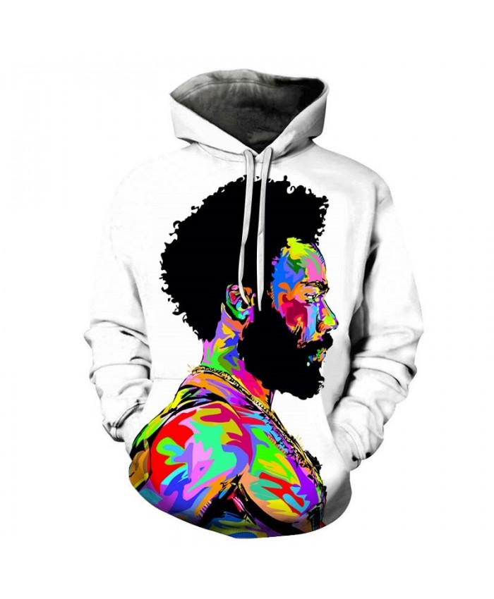 Colorful People Mens Pullover Sweatshirt hoodies Pullover Sweatshirt Fashion Hoodie Long Sleeve