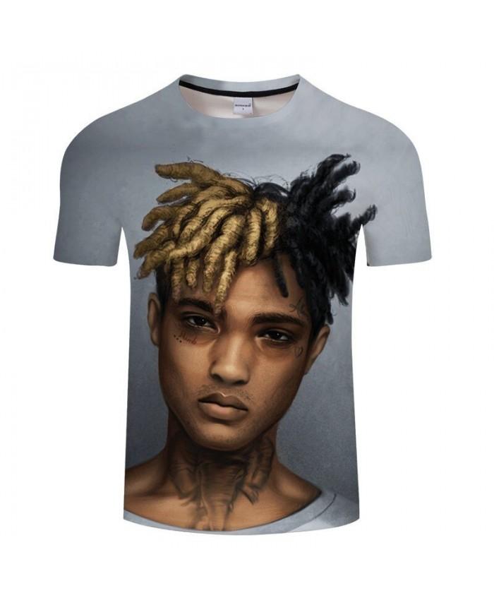 Cool t shirts Animal Pirnt Mens T-shirt Fashion harajuku Mens Clothing Hip hop Boys Tees Casual Tops Streetwear