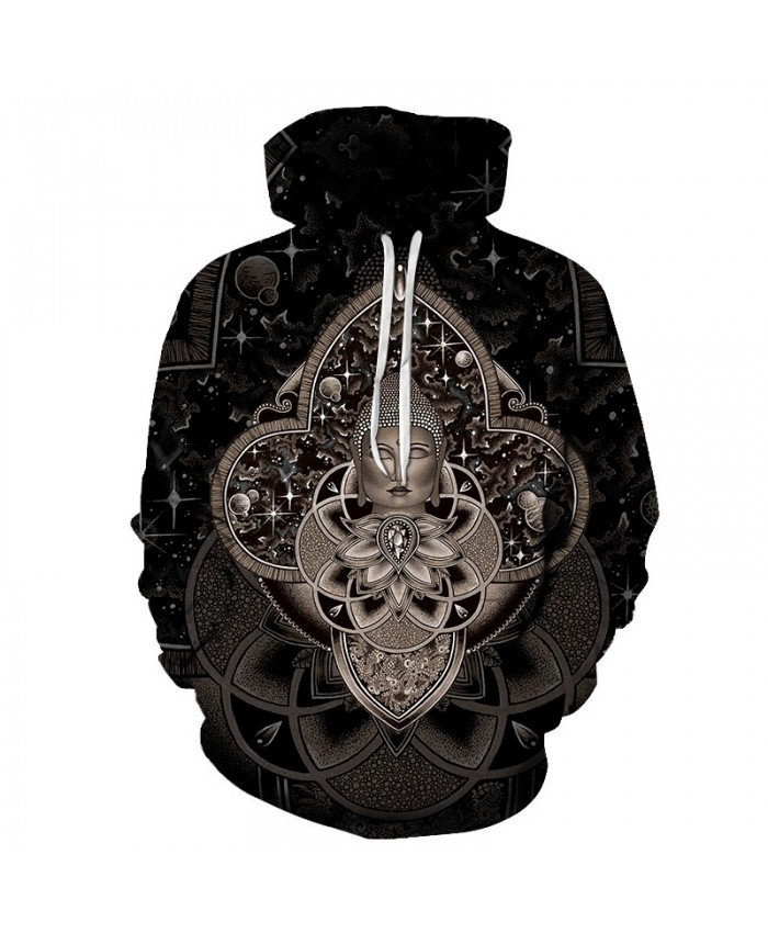 Cosmic Nirvana Art Unisex Hoodie 3D Print Sweatshirts Pullover Harajuku Mens Hoody Streetwear Coat for Autumn