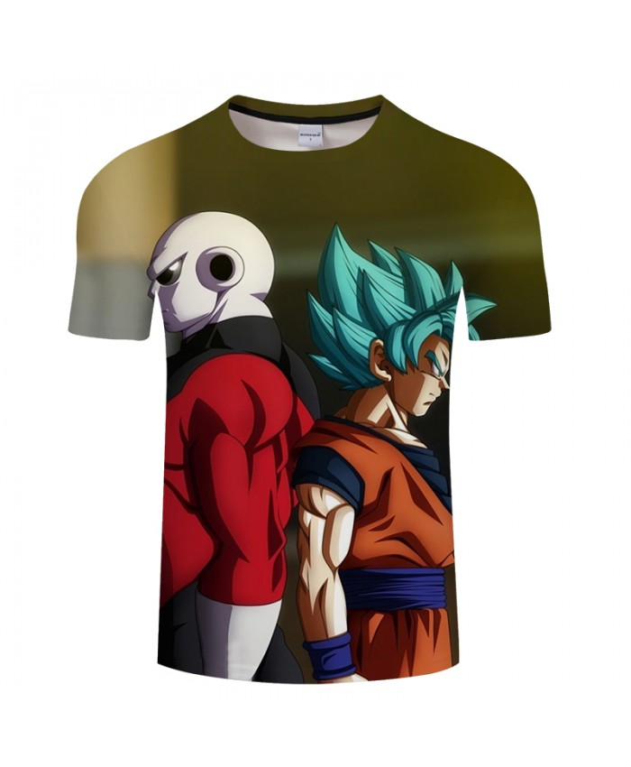 Cosy 3D Print T shirt Men Women Summer Anime Short Sleeve Tops&Tees Boy Tshirt Plus Size Dragon Ball Male Drop Ship