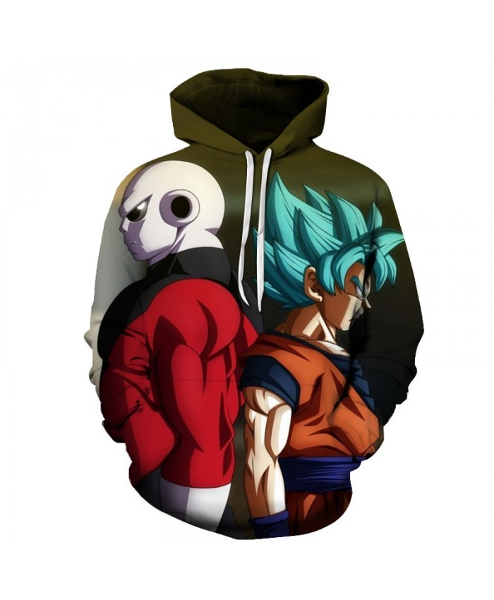Cosy Goku Anime Sweatshirts Dragon Ball 3D Print Hoodies Pullover Men Band Hoodie Tracksuit Streetwear DropShip