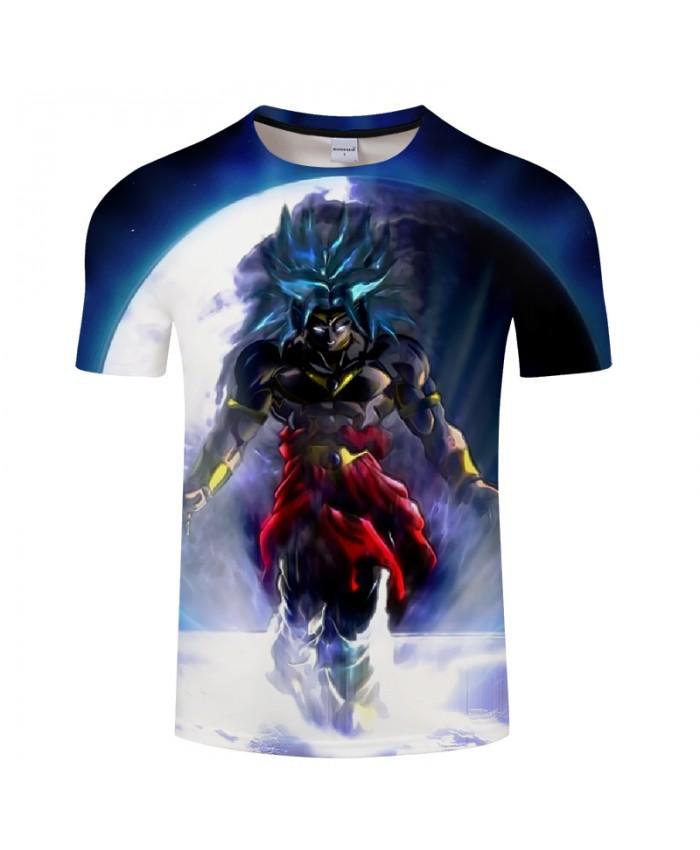 Dark forces 3D Print T shirt Men Summer Short Sleeve Tops&Tees Boy Tshirt Dragon Ball Streetwear Plus Size Drop Ship