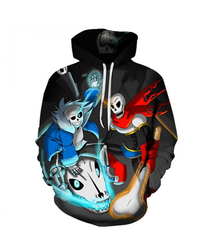 Decisive Battle Undertale 3D Print Mens Pullover Sweatshirt Fashion Casual Men Hoodies Custom Pullover Hoodie Anime
