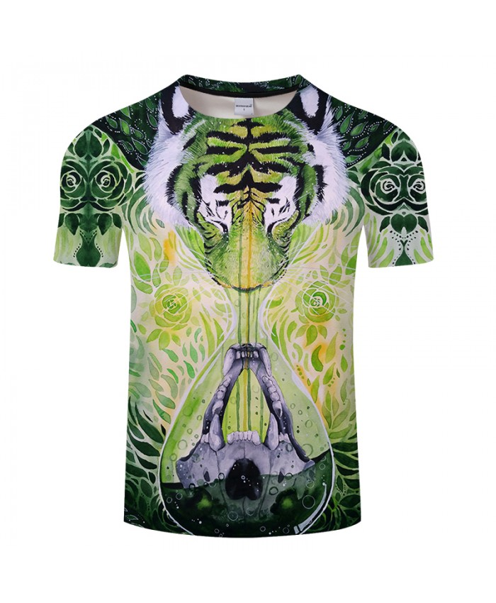 DissolveinTime By Girl Art 3D Print T shirt Men Summer Women ShortSleeve Tops&Tee Tshirt Loose Streatwear DropShip