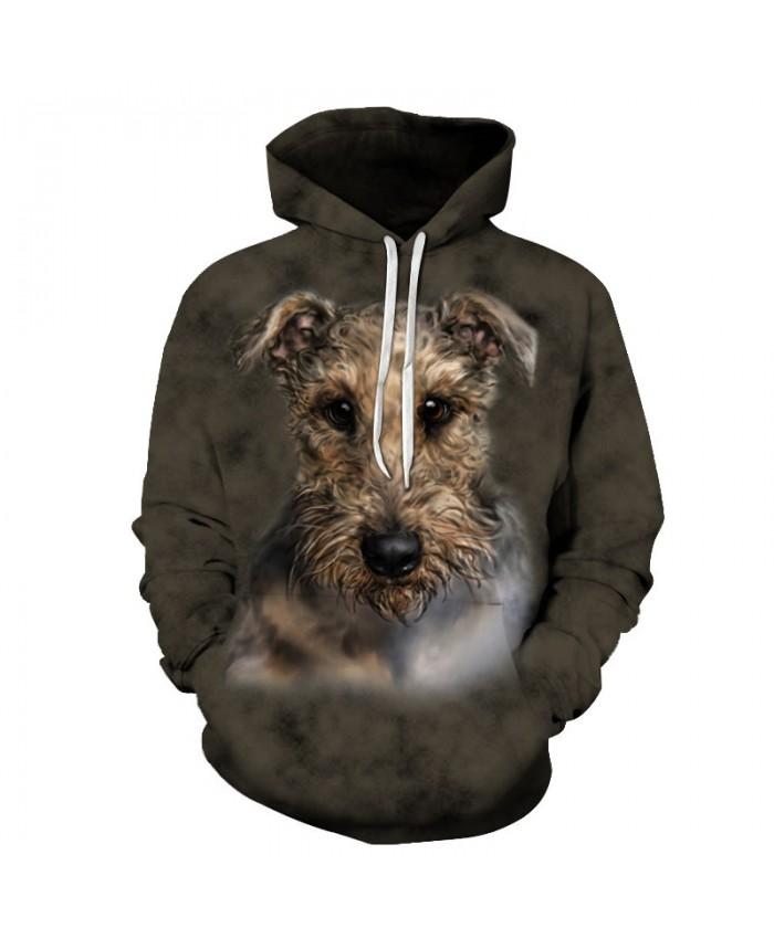 Dog Sweatshirts Men Hoodies Anime Tracksuit 3D Prints Pullover Animal Hoody Unisex Coat Hip Hop Hoodie 6xl Drop Ship