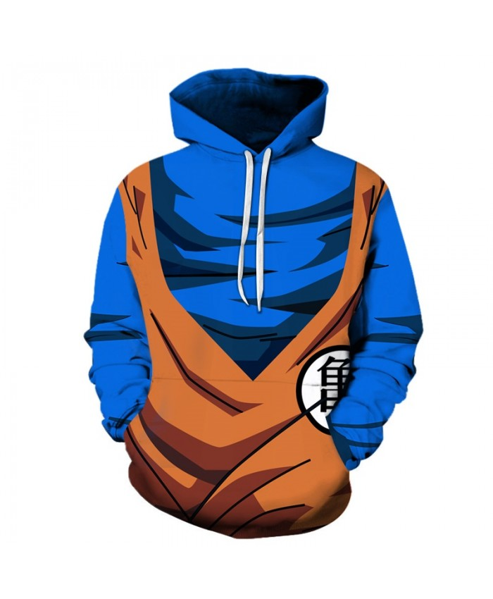 Dragon Ball 3D hoodies Men Women Sweatshirts Goku Hooded Pullover Brand Cosplay Tracksuits Anime Hoodie Fashion Casual Quality