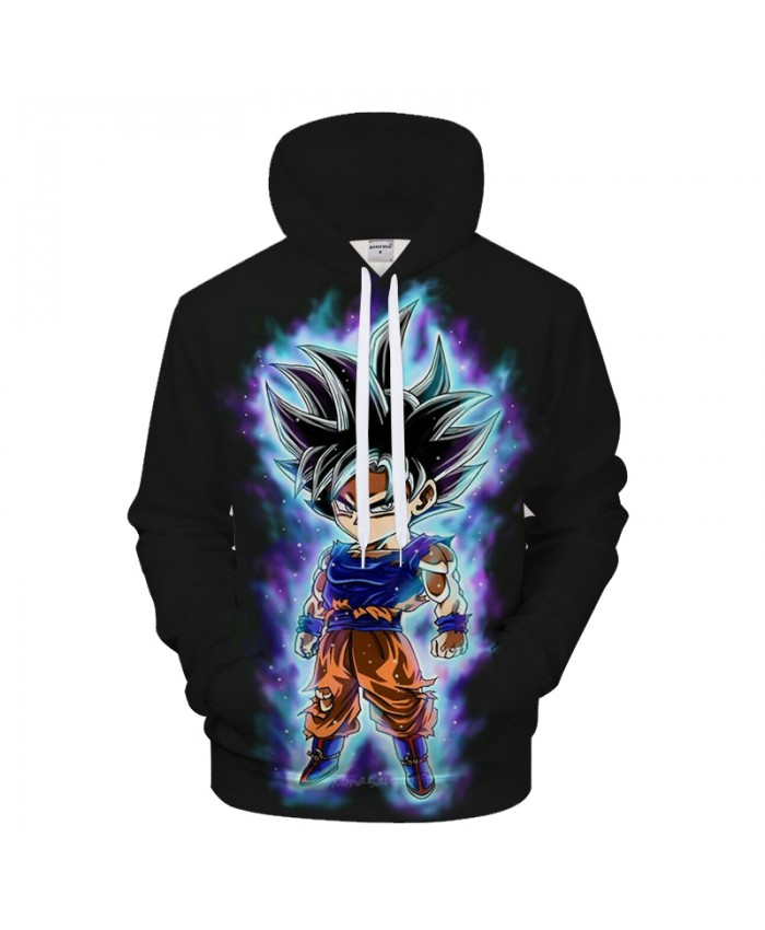 Dragon Ball Hoodies Men Sweatshirt Goku 3D Hoody Anime Tracksuit Pullover Hoodie Male Streatwear Boy Hip Hop DropShip
