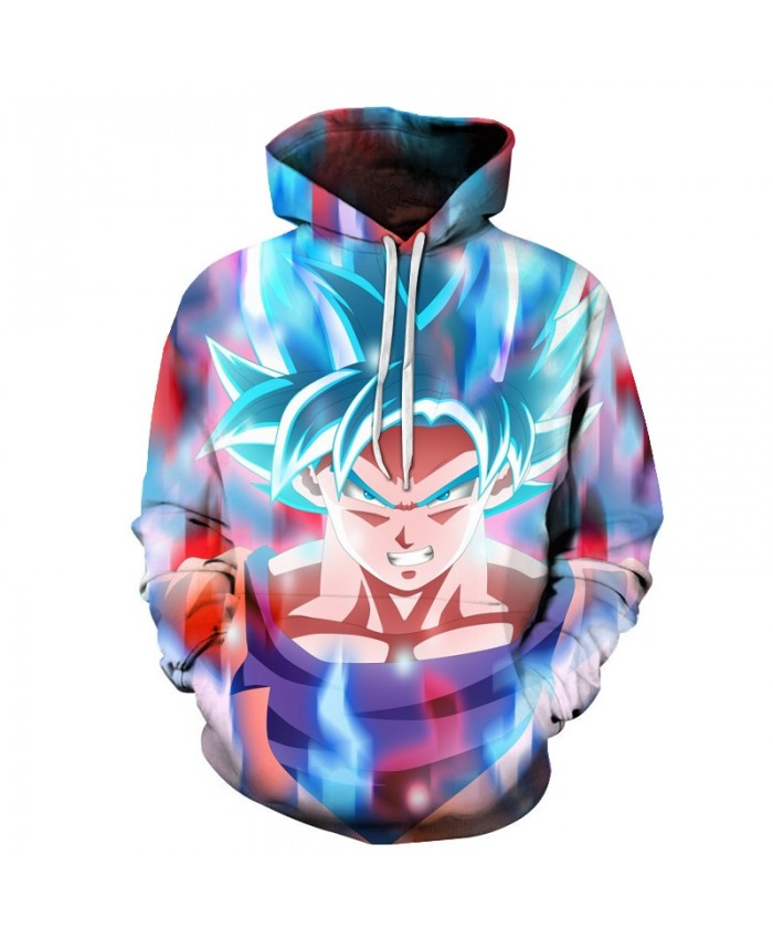 Dragon Ball Hoodies Men Women 3D Hoodie Dragon Ball Z Sweatshirts Anime Fashion Casual Tracksuits Boy Hoodie Hooded Pullover A