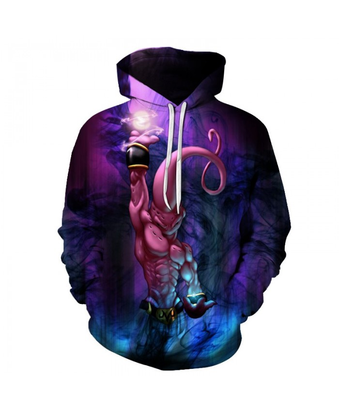 Dragon Ball Hoodies Men Women Anime 3D Sweatshirts Novelty Autumn Spring Hooded Pocket Hoodie Fashion Streetwear Pullover Brand