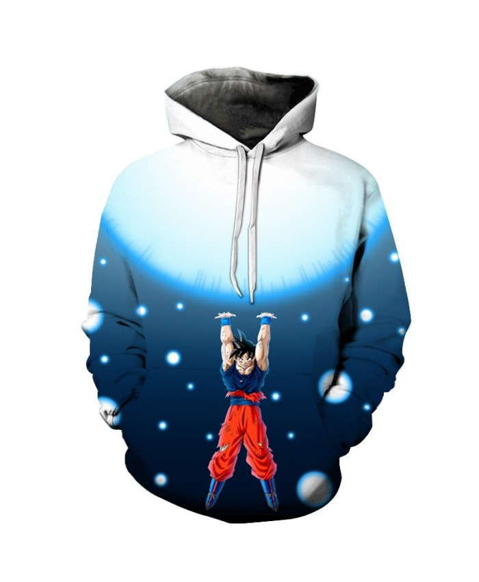 Dragon Ball Pocker Hoodies Men 3d Sweatshirt Hooded Anime Pullover Quality Brand Harajuku Printed Fashion Tracksuit Boy Hoodie