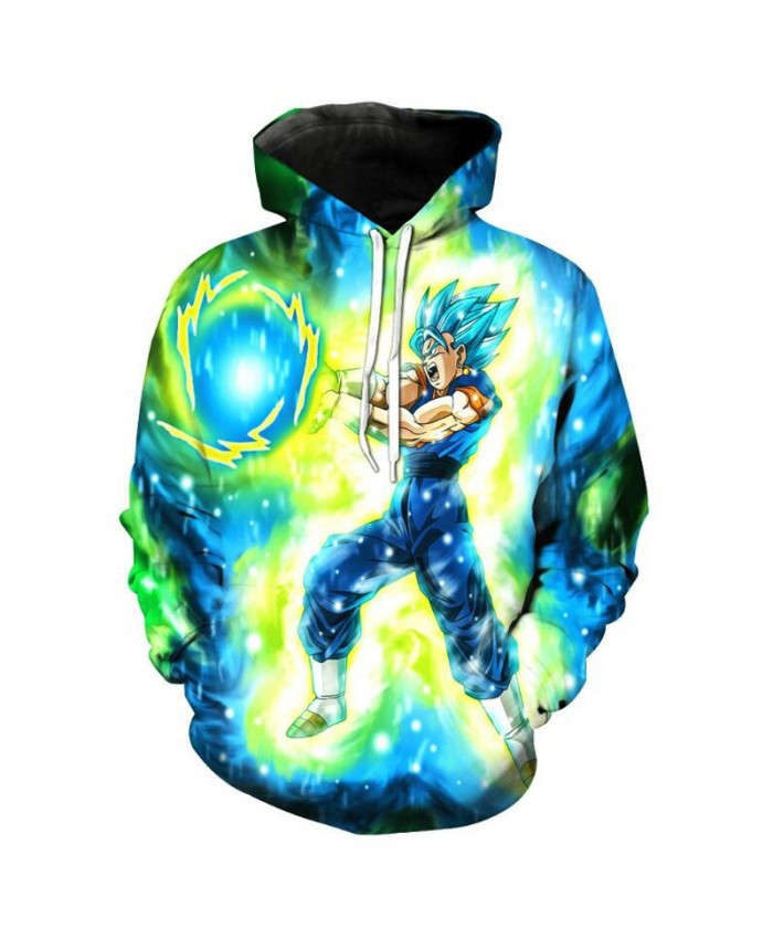 Dragon Ball Z Cosplay Hoodies 3d Hoodies Vegeta Goku Pullovers Sweatshirts Anime Funny Sweatshirt New Design Men&Women Jacket